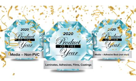 Drytac wins three PRINTING United Awards