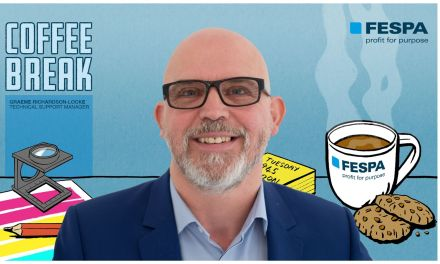 FESPA announces new Coffee Break Webinars