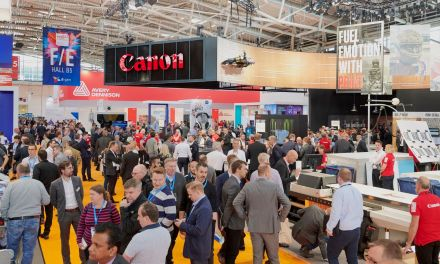 Exhibitors sign-up for FESPA Global Print Expo 2021