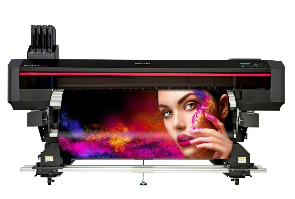 Mutoh launches a new feed and take-up system