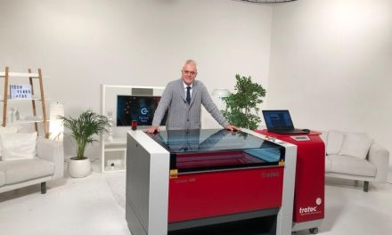 Trotec launches first UK Virtual Laser Exhibition