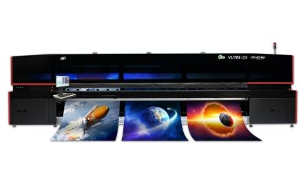 EFI's new VUTEk Q Series printers offer superior quality