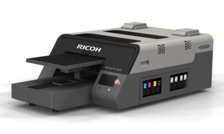 Video highlights the efficacy of Ricoh's new DTG printer