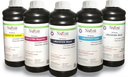 QPS announces the availability of Nazdar's 707 ink series