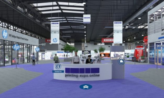 Printing Expo opens Zone 2 of its virtual online show