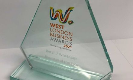 Fastsigns Hammermith scoops London Business Award