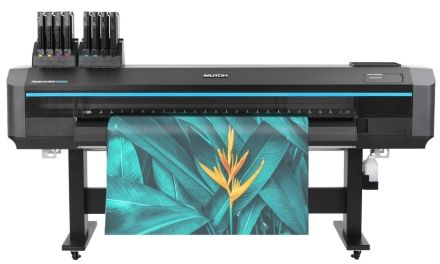 Mutoh introduces the new XpertJet 1682W dye-sub printer