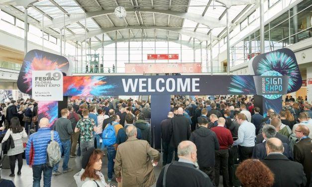 Registration for FESPA Global Print Expo 2021 is now open