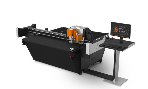 Kongsberg introduces the compact C20 finishing table