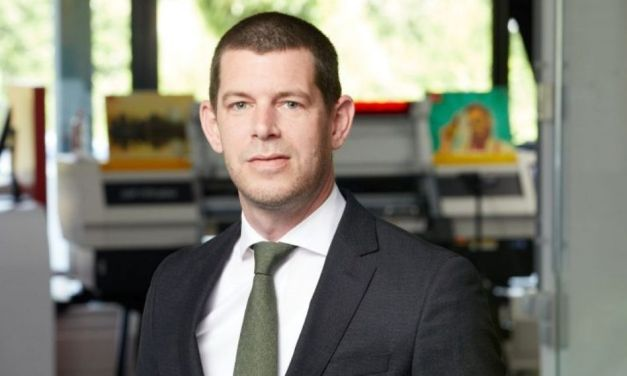 Mimaki appoints a new General Manager Sales, EMEA