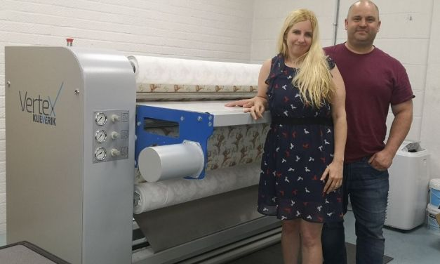 British Fabric Printing gets to grips with pigment inks