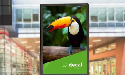 ADAPT thinks green with new Decal PVC-Free media