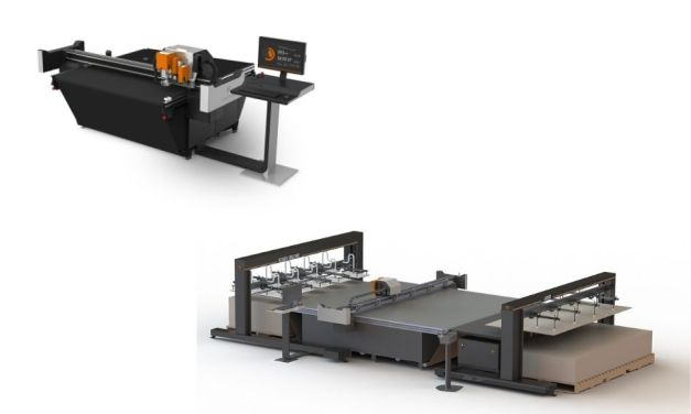 See Kongsberg Precision Cutting Systems' latest innovations