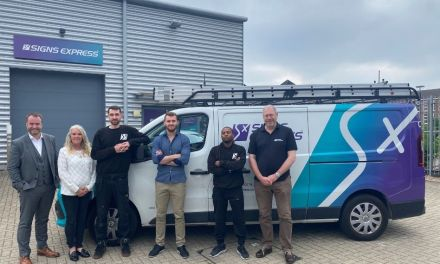 Franchisee expansion fuels growth for Signs Express