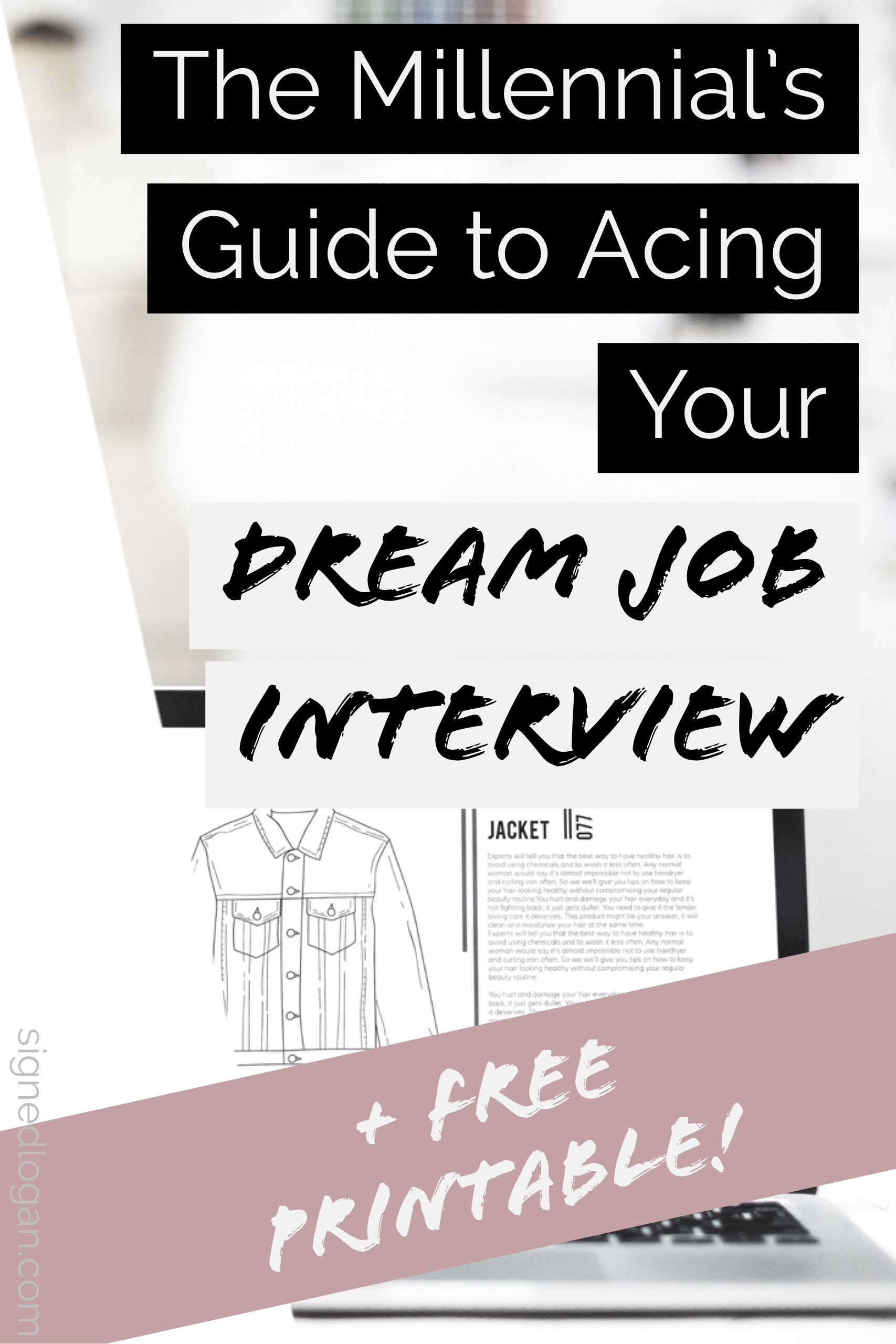 Ace Your Dream Job Interview   Are You Ready To Ace Your Dream Job Interview  With