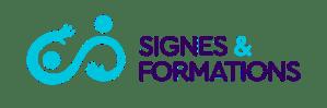 Langue des signes, Signes & Formations