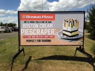 Portable Signs Rentals Winnipeg