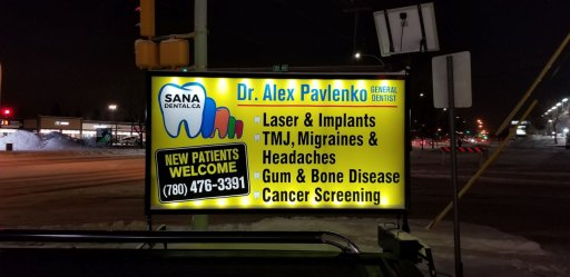 Mobile Sign