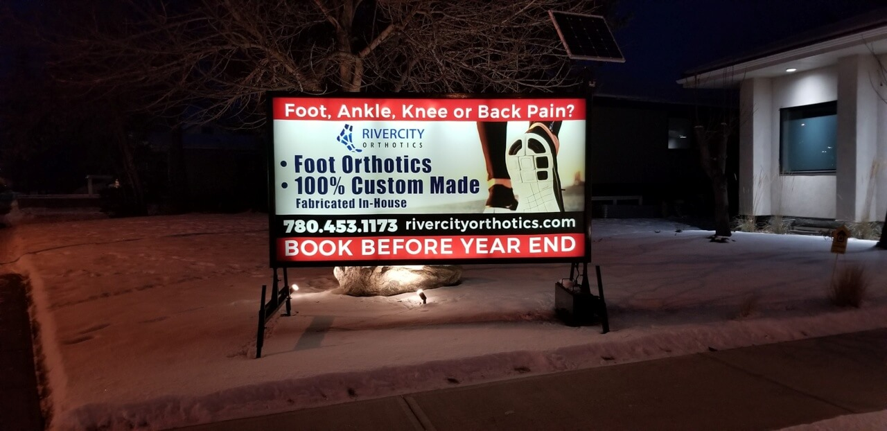 Mobile Signs Whitecourt