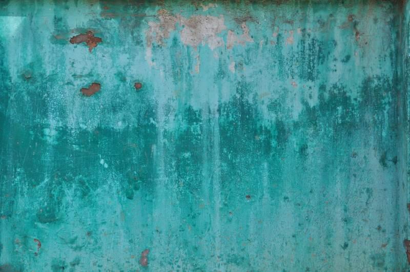 El color turquesa en grandes proporciones puede causar estados depresivos