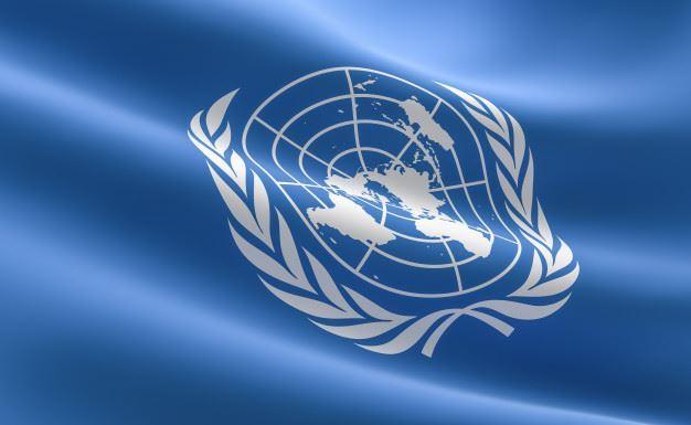 No es casualidad que la bandera de Naciones Unidas sea azul