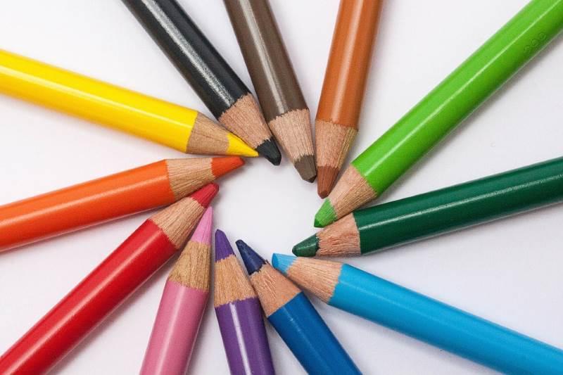 Colores Básicos en Inglés ▷【Lista simplificada】