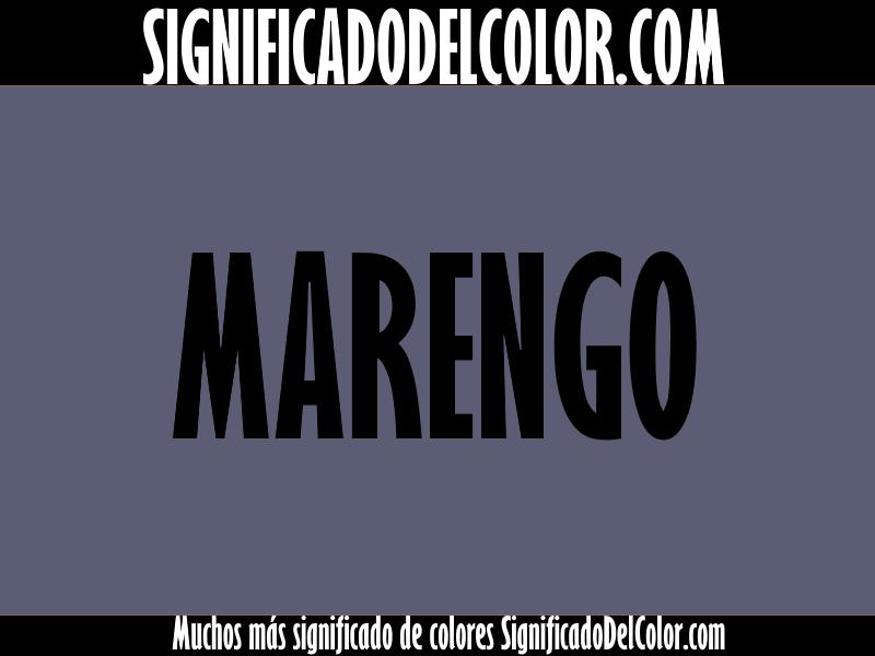 Cual es el color marengo ▷【Como es el color marengo + Ejemplo】