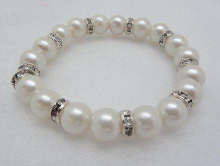 ejemplo de joya con plata y perlas