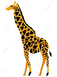 el tono amarillento de las jirafas da nombre a este color