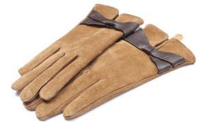 la gamuza es un tipo de tejido muy utilizado en la moda y que da nombre a este color