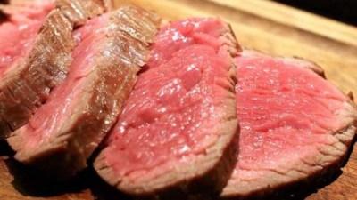carne mal passada