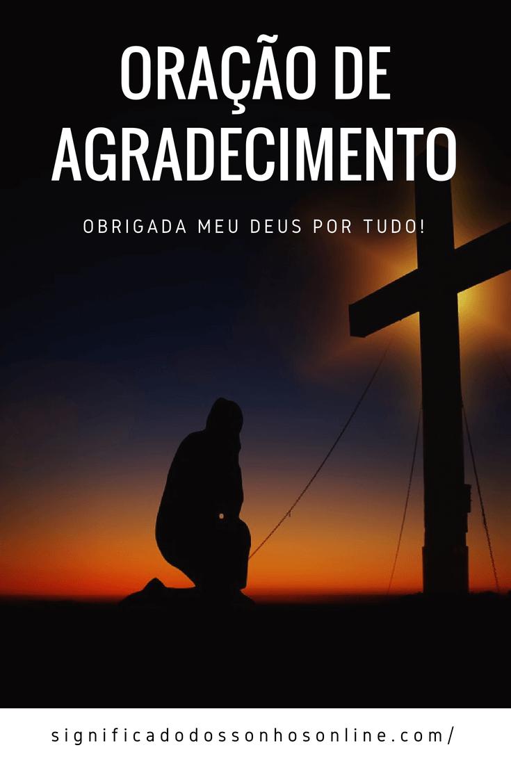 Oração de Agradecimento – Jesus disse que não tem oração mais forte do que essa