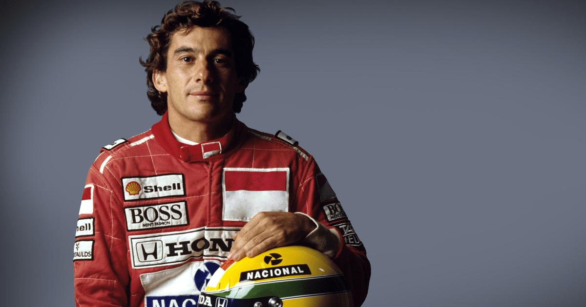 As Melhores Frases do Ayrton Senna