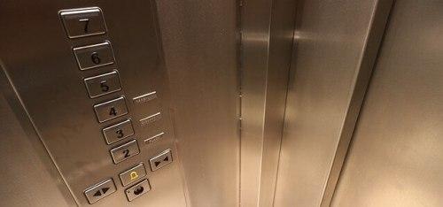elevador parado