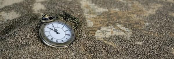 contando o tempo