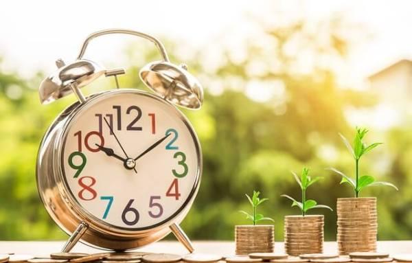 o dinheiro e o tempo