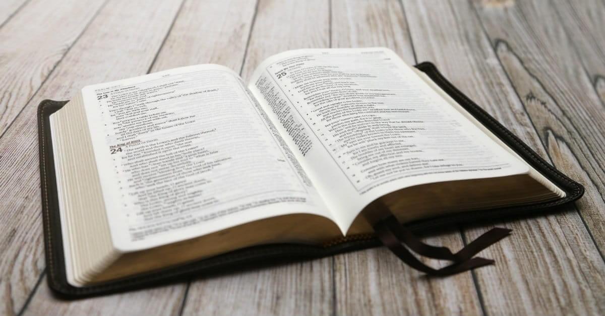 3 Salmos Da Bíblia Que Todos Os Homens Devem Ler