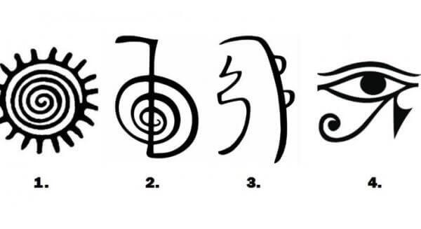 Escolha Um Símbolo De Cura Para Receber Orientação Sobre o Seu Futuro