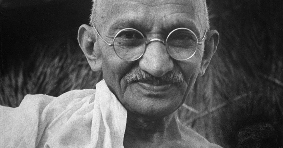 5 Ensinamentos De Gandhi Que Mudarão Sua Visão De Vida