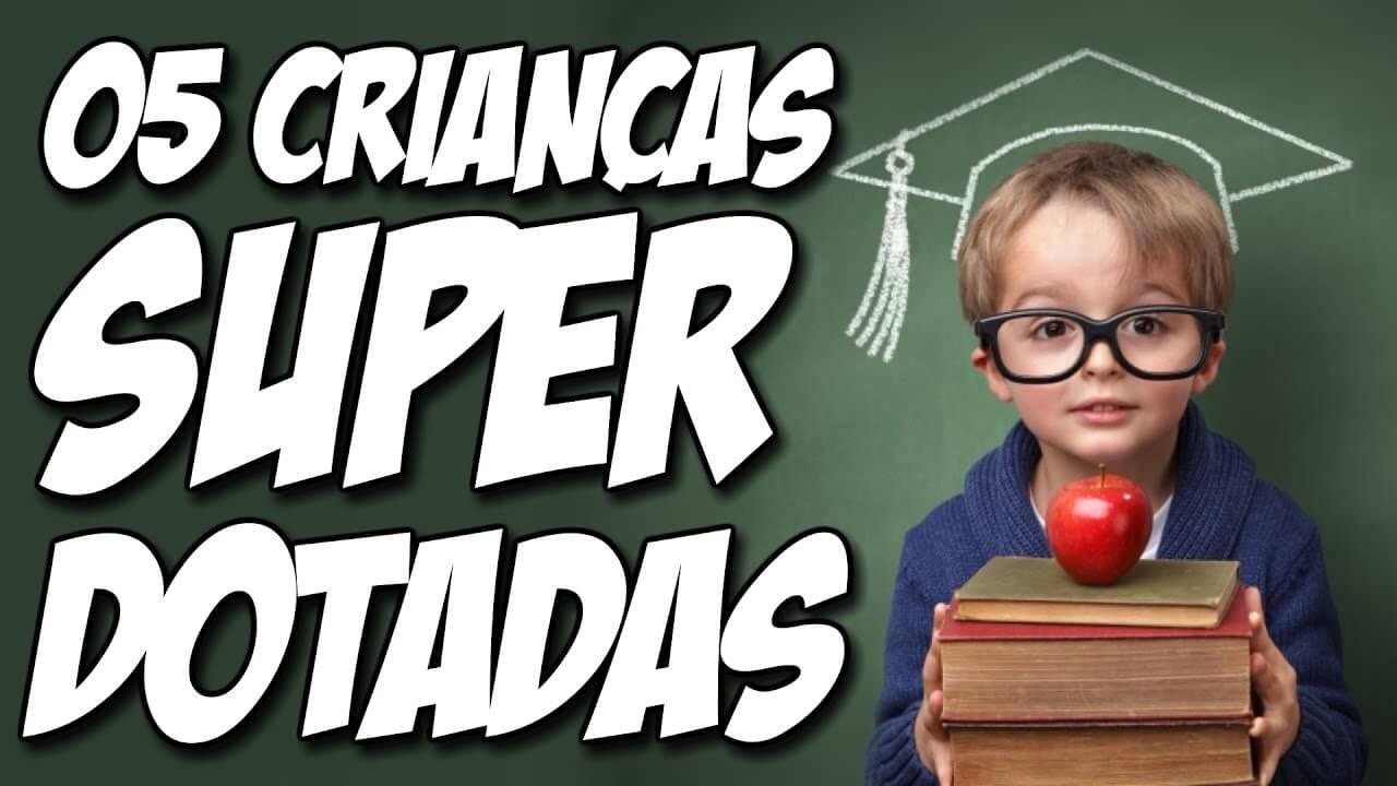 15 Características Que Indicam Que Uma Criança é Superdotada