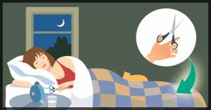 Simpatia Para Família – Descubra o Que Acontece Se Você Dormir Com Uma Tesoura Aberta Embaixo Do Colchão
