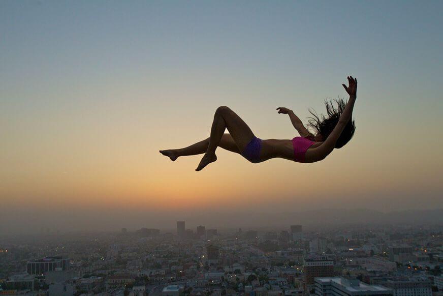 ▷ Sonhar Com Queda【8 Significados Reveladores】