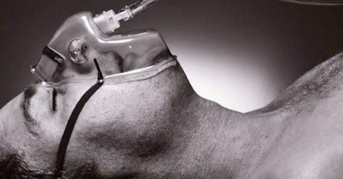 Alguns psicólogos conseguem descobrir a parte do corpo que sabe quando a morte se aproxima-min