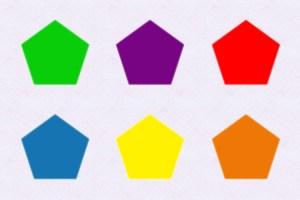 Escolha sua cor favorita e descubra algo interessante sobre você