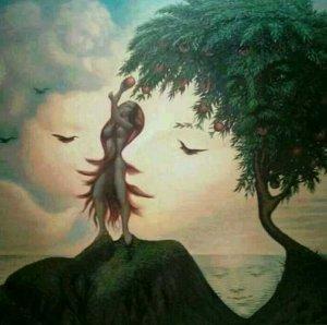 O que você viu primeiro nessa imagem? Descubra o que isso diz sobre sua fraqueza no amor!
