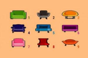 Qual cadeira você escolhe? Ela indicará os seus principais objetivos da vida