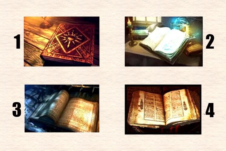 Qual livro da sabedoria você escolhe? Ele indicará o caminho que te levará ao sucesso