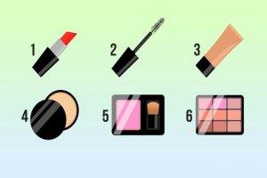 Qual seu produto de maquiagem favorito? Ele revelará segredos de sua personalidade