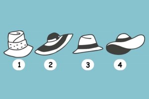 Escolha um chapéu e descubra o que esconde sua mente subconsciente
