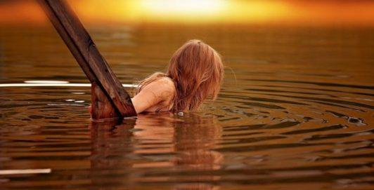 Rêver de se baigner en islam - Sens et interprétation - Rêve Islam